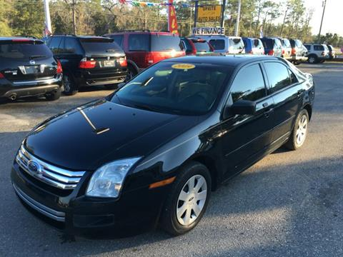 2009 Ford Fusion for sale at Uprite Auto Sales in Crawfordville FL