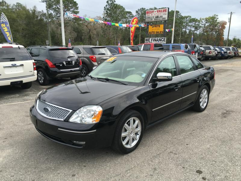 2005 Ford Five Hundred for sale at Uprite Auto Sales in Crawfordville FL