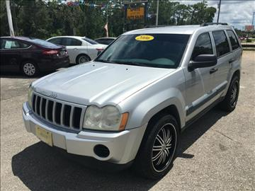 2005 Jeep Grand Cherokee for sale at Uprite Auto Sales in Crawfordville FL