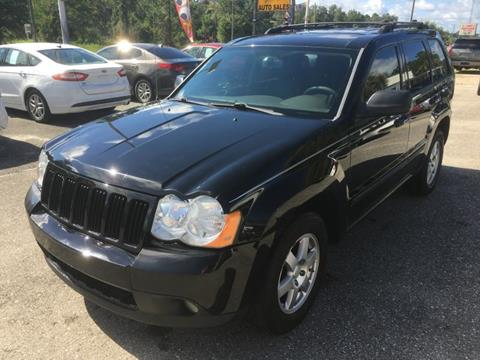 2008 Jeep Grand Cherokee for sale at Uprite Auto Sales in Crawfordville FL