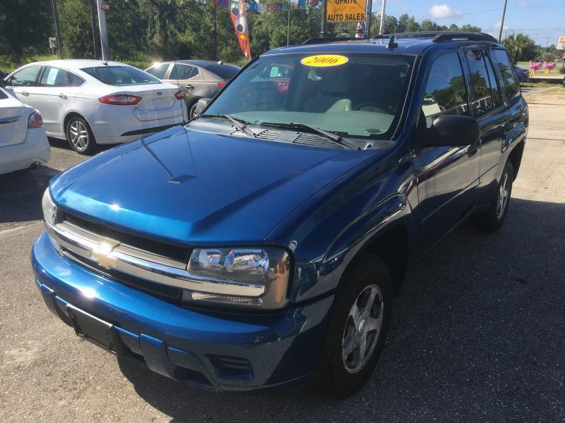 2006 Chevrolet TrailBlazer for sale at Uprite Auto Sales in Crawfordville FL