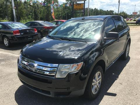 2008 Ford Edge for sale at Uprite Auto Sales in Crawfordville FL