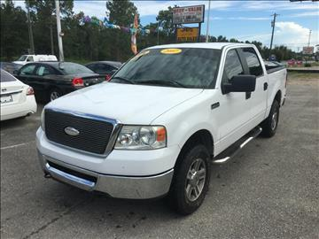 2007 Ford F-150 for sale at Uprite Auto Sales in Crawfordville FL