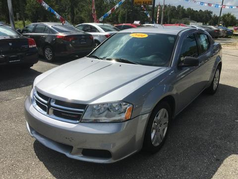 2014 Dodge Avenger for sale at Uprite Auto Sales in Crawfordville FL