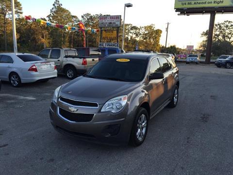 2010 Chevrolet Equinox for sale at Uprite Auto Sales in Crawfordville FL