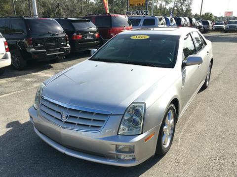 2005 Cadillac STS for sale at Uprite Auto Sales in Crawfordville FL