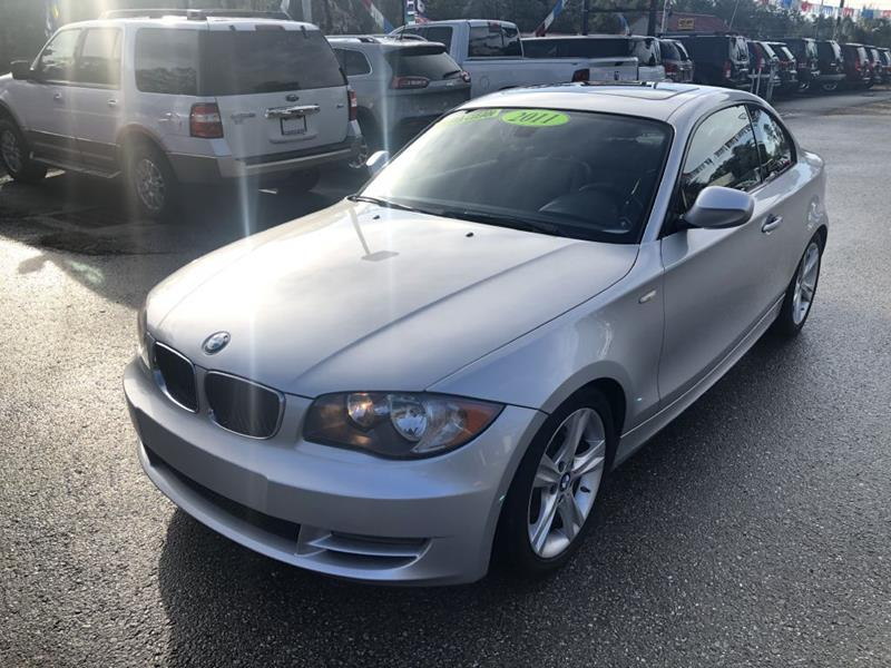 BMW 1 Series 2011 128i 2dr Coupe