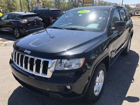 2012 Jeep Grand Cherokee for sale in Crawfordville, FL
