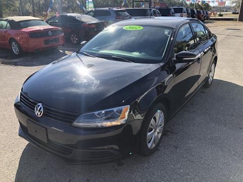 2012 Volkswagen Jetta for sale in Crawfordville, FL