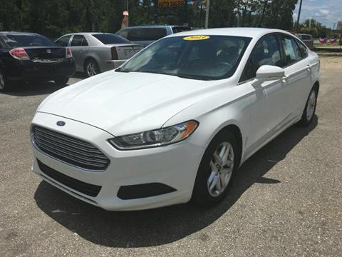 2013 Ford Fusion for sale at Uprite Auto Sales in Crawfordville FL
