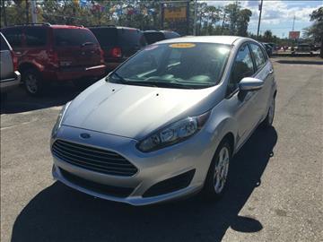 2014 Ford Fiesta for sale at Uprite Auto Sales in Crawfordville FL
