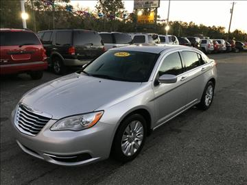2012 Chrysler 200 for sale at Uprite Auto Sales in Crawfordville FL