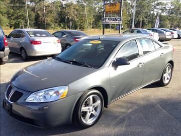 2009 Pontiac G6 for sale at Uprite Auto Sales in Crawfordville FL