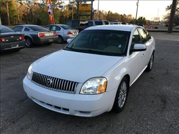 2007 Mercury Montego for sale at Uprite Auto Sales in Crawfordville FL