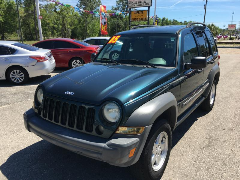 2005 Jeep Liberty for sale at Uprite Auto Sales in Crawfordville FL