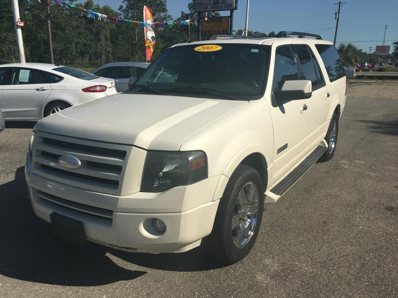 2007 Ford Expedition EL for sale at Uprite Auto Sales in Crawfordville FL