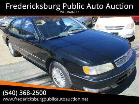 1997 Infiniti I30 for sale at FPAA in Fredericksburg VA