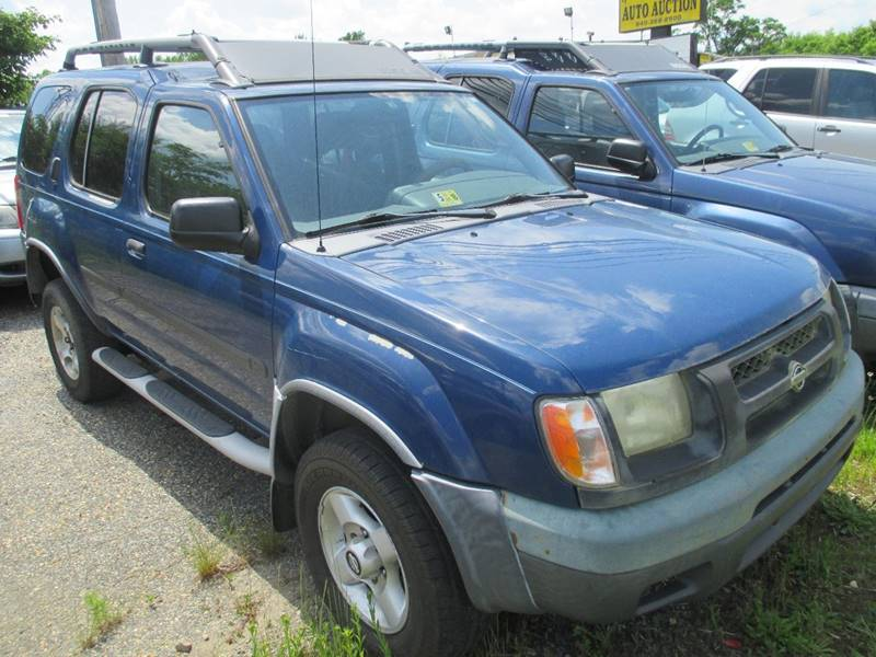 2001 nissan xterra se in fredericksburg va fredericksburg public auto auction. Black Bedroom Furniture Sets. Home Design Ideas