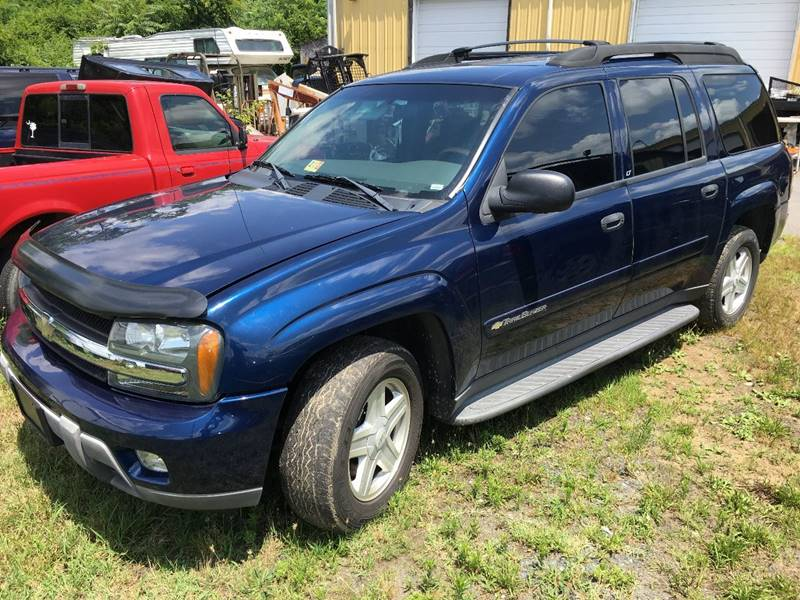 2003 chevrolet trailblazer ext lt in fredericksburg va. Black Bedroom Furniture Sets. Home Design Ideas