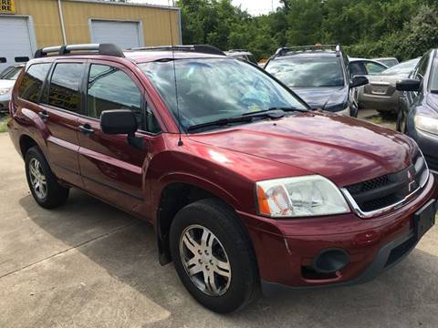 2006 Mitsubishi Endeavor for sale at FPAA in Fredericksburg VA