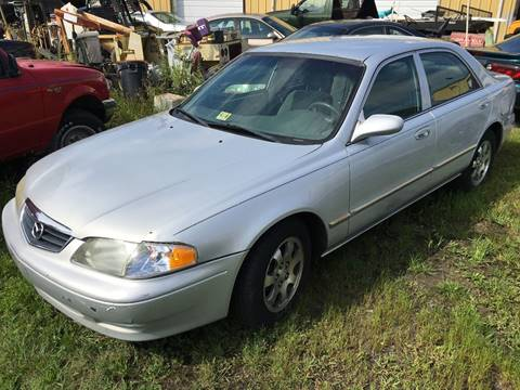 2002 Mazda 626 for sale in Fredericksburg, VA