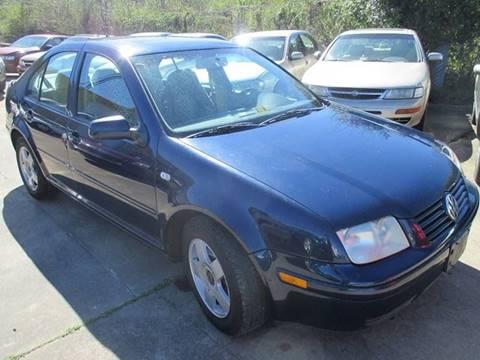 2002 Volkswagen Jetta for sale at FPAA in Fredericksburg VA