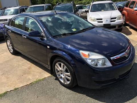 2009 Saturn Aura for sale at FPAA in Fredericksburg VA