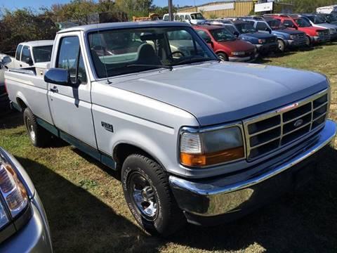 1996 Ford F-150 for sale in Fredericksburg, VA
