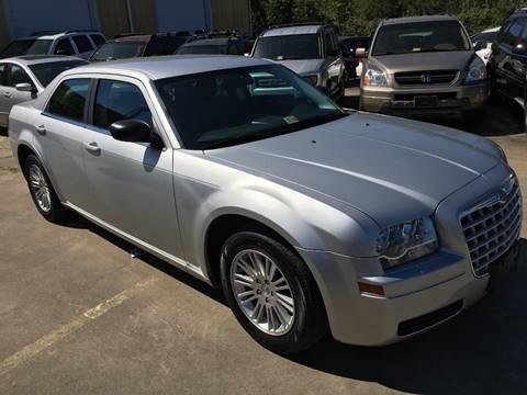 2009 Chrysler 300 for sale at FPAA in Fredericksburg VA