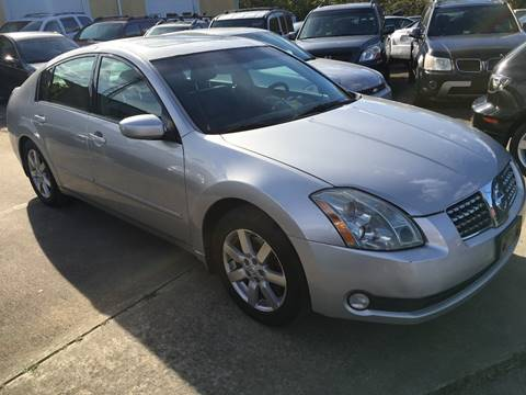 2006 Nissan Maxima for sale at FPAA in Fredericksburg VA
