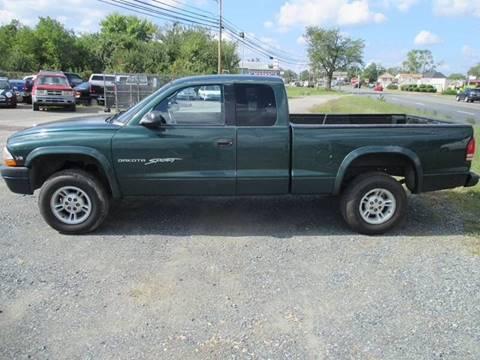1999 Dodge Dakota for sale at FPAA in Fredericksburg VA
