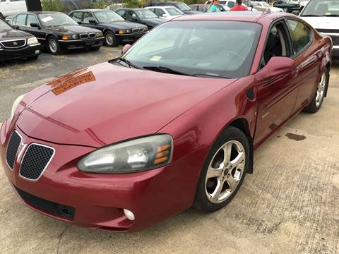 2006 Pontiac Grand Prix for sale at FPAA in Fredericksburg VA