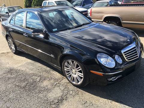 2008 Mercedes-Benz E-Class for sale at FPAA in Fredericksburg VA