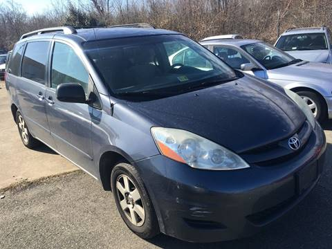 2006 Toyota Sienna for sale at FPAA in Fredericksburg VA
