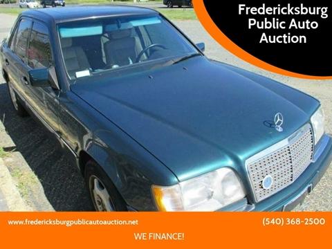 1995 Mercedes-Benz E-Class for sale in Fredericksburg, VA