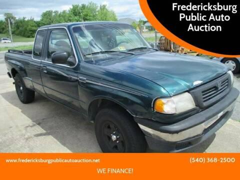 1998 Mazda B-Series Pickup for sale at FPAA in Fredericksburg VA