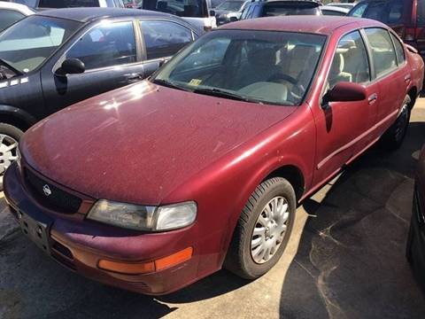 1995 Nissan Maxima for sale at FPAA in Fredericksburg VA