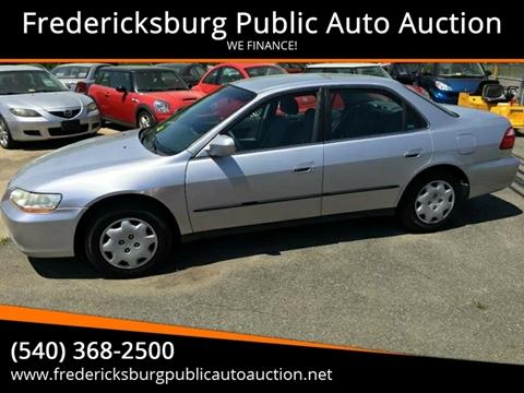 1999 Honda Accord for sale in Fredericksburg, VA