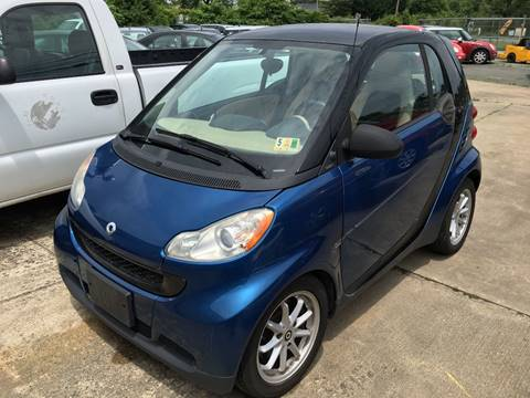 2009 Smart fortwo for sale at FPAA in Fredericksburg VA