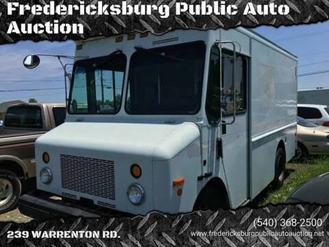 2003 Workhorse P42 for sale at FPAA in Fredericksburg VA