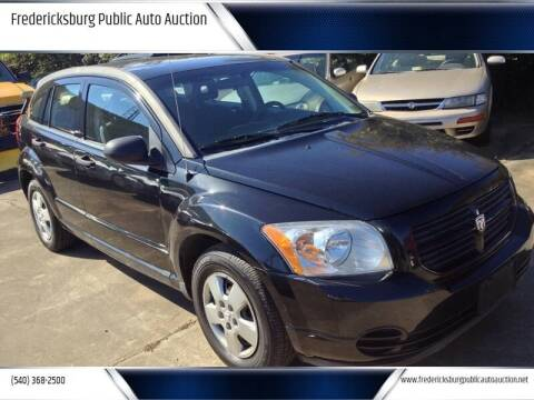 2008 Dodge Caliber SE for sale at FPAA in Fredericksburg VA