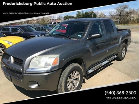 2007 Mitsubishi Raider for sale in Fredericksburg, VA