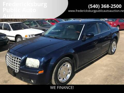 2006 Chrysler 300 Touring for sale at FPAA in Fredericksburg VA