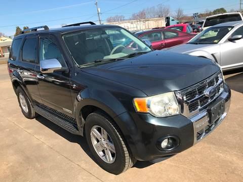 2008 Ford Escape Hybrid for sale at FPAA in Fredericksburg VA