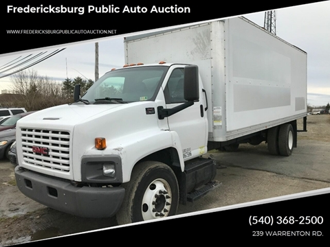 2007 GMC C7500 for sale in Fredericksburg, VA