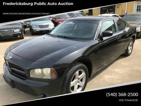 2008 Dodge Charger for sale at FPAA in Fredericksburg VA