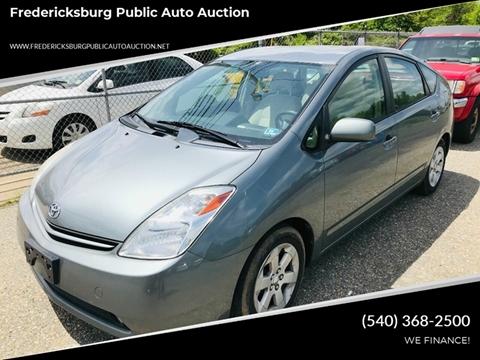 Toyota Prius For Sale in Fredericksburg, VA - FPAA