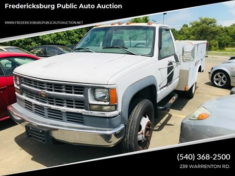 1998 Chevrolet C/K 3500 Series for sale in Fredericksburg, VA