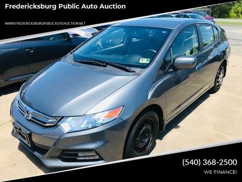 2012 Honda Insight for sale in Fredericksburg, VA