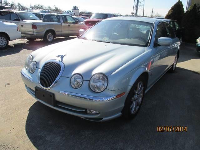 2001 Jaguar S-Type for sale at FPAA in Fredericksburg VA